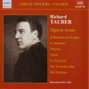 Tauber, Richard: Opera Arias (1919-1926) - CD