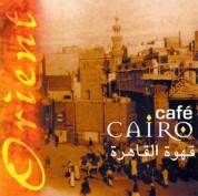 Çeşitli Sanatçılar: Cafe Cairo - CD