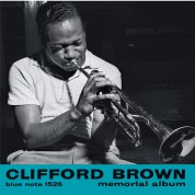 Clifford Brown: Memorial Album - Plak