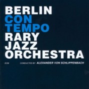 Berlin Contemporary Jazz Orchestra, Alexander von Schlippenbach: Berlin Contemporary Jazz Orchestra - CD