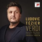 Ludovic Tézier: Verdi - CD
