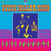 Steve Miller Band: Children of the Future - Plak