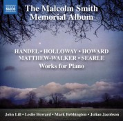 Mark Bebbington, Leslie Howard, Julian Jacobson, John Lill: The Malcolm Smith Memorial Album - CD