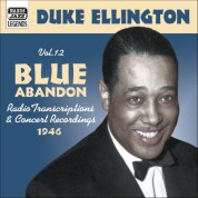 Duke Ellington: Ellington, Duke: Blue Abandon (1946) - CD