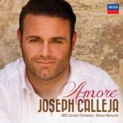 Joseph Calleja, BBC Concert Orchestra, Steven Mercurio: Joseph Calleja - Amore - CD