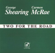 George Shearing, Carmen McRae: Two For The Road - CD