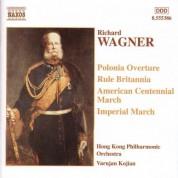 Varujan Kojian: Wagner, R.: Polonia / Rule Britannia / Marches - CD