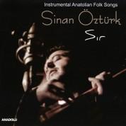 Sinan Öztürk: Sır - CD