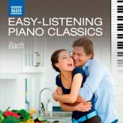 Çeşitli Sanatçılar: Easy-Listening Piano Classics: Bach - CD