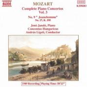 Jeno Jando: Mozart: Piano Concertos Nos. 9 and 27 - CD
