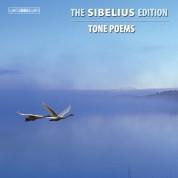 Lahti Symphony Orchestra, Osmo Vänskä, Gothenburg Symphony Orchestra, Neeme Järvi: Sibelius Edition, Vol. 1 - Tone Poems - CD