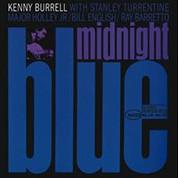 Kenny Burrell: Midnight Blue (45rpm-Version) - Plak