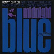 Kenny Burrell: Midnight Blue (45rpm-Version) - Plak