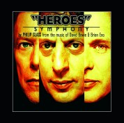 American Composers Orchestra, Dennis Russell Davies: Glass: Heroes Symphony - Plak