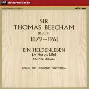 Thomas Beecham, Royal Philharmonic Orchestra: Strauss: Ein Heldenleben - Plak