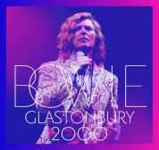 David Bowie: Glastonbury 2000 - CD