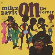 Miles Davis: On The Corner - Plak