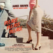 James Brown: Please, Please, Please + 1 Bonus Track! Limited Edition In Solid Red Colored Vinyl. - Plak