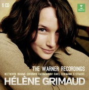 Helene Grimaud - The Warner Recordings - CD