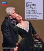 Valery Gergiev, Renée Fleming, Ramón Vargas, Dmitri Hvorostovsky, The Metropolitan Opera Orchestra and Chorus: Tchaikovsky: Eugene Onegin - BluRay