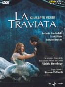 Stefania Bonfadelli, Annely Peebo, Paola Leveroni, Scott Piper, Arturo Toscanini Orchestra, Placido Domingo: Verdi: La Traviata - DVD