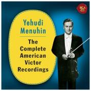 Yehudi Menuhin: The Complete American Victor Recordings - CD