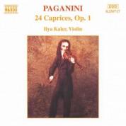 Ilya Kaler: Paganini: 24 Caprices, Op. 1 - CD