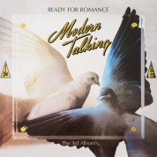 Modern Talking: Ready For Romance (Translucent Red Vinyl) - Plak