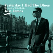 José James: Yesterday I Had The Blues - The Music of Billie Holiday - CD
