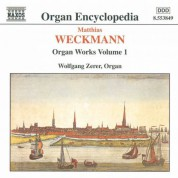 Weckmann: Organ Works, Vol.  1 - CD