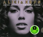 Alicia Keys: As I Am (EE Version) - CD