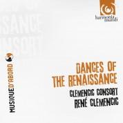 Clemencic Consort, René Clemencic: Danses de la Renaissance - CD
