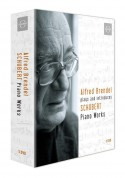 Alfred Brendel: Schubert: Late Piano Works - DVD