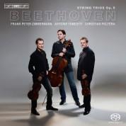 Trio Zimmermann: Beethoven: String Trios Op.9 - SACD