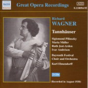 Wagner, R.: Tannhauser (Bayreuth Festival) (1930) - CD
