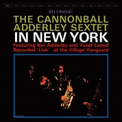 Cannonball Adderley: In New York - Plak
