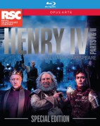 Henry IV Parts I & II - BluRay