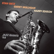 Stan Getz: And Gerry Mulligan and Harry Edison - Jazz Giants - CD