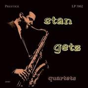 Stan Getz Quartets - Plak