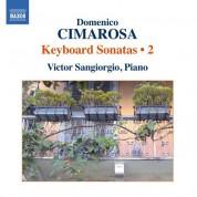 Victor Sangiorgio: Cimarosa: Keyboard Sonatas, Vol. 2 - CD