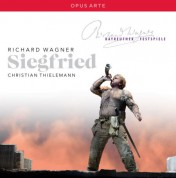 Wagner: Siegfried - CD