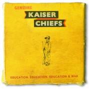 Kaiser Chiefs: Education, Education, Education & War - CD