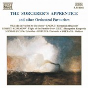 Sorcerer's Apprentice And Other Orchestral Favourites - CD