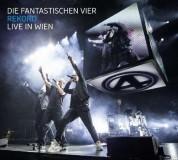 Die Fantastischen Vier: Rekord: Live in Wien 2015 - CD