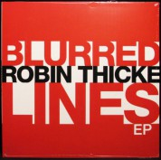 Robin Thicke: Blurred Lines Ep - Plak