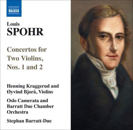 Henning Kraggerud: Spohr, L.: Concertos for 2 Violins, Nos. 1 and 2 - CD