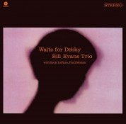 Bill Evans Trio: Waltz For Debby - Plak