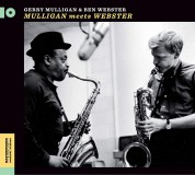 Gerry Mulligan, Ben Webster: Mulligan Meets Webster - CD