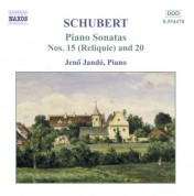 Schubert: Piano Sonatas, D. 959 and D. 840, 'Reliquie' - CD