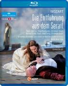 Christoph Quest, Diana Damrau, Olga Peretyatko, Gran Teatre del Liceu Symphony Orchestra, Ivor Bolton: Mozart: Die Entführung Aus Dem Serail - BluRay